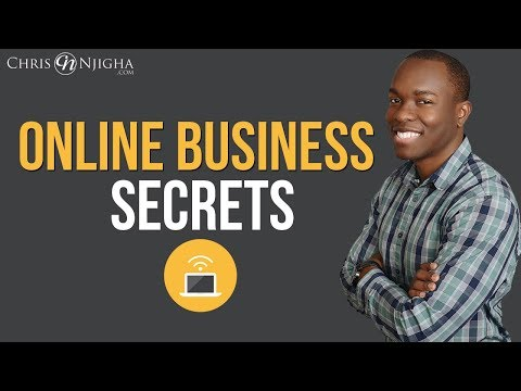 3 Online Business SECRETS to Marketing for MORE...