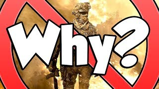 Why Isn't MW2 Backwards Compatible?