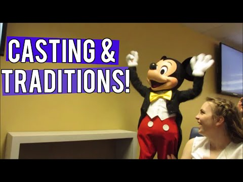 Casting and Traditions! | DCP FA 2016