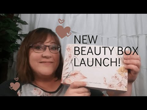 NEW! Bombay And Cedar Beauty Box! First Ever Box!