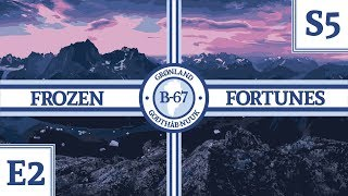 Frozen Fortunes - S5-E2 All Aboard The Injury Train  Football Manager 2018