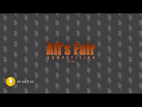 No Rules! | All's Fair Competition March 2017
