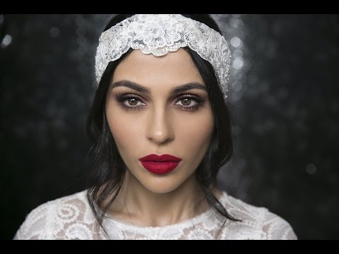 1920's Makeup Tutorial | Eye Makeup | Teni Panosian