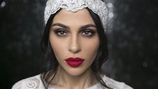 1920's Makeup Tutorial | Eye Makeup | Teni Panosian