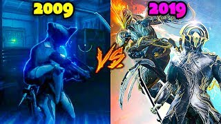 Evolution of Warframe - From 2000 to 2019