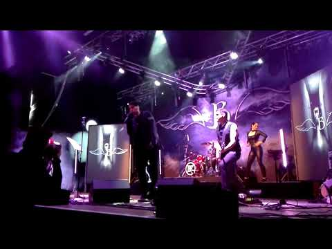 Blutengel Welcome to Your New Life- Black Magdeburg 04.11.2017