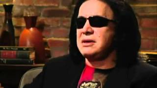 "Gene Simmons: ""The fans killed the record industry"""