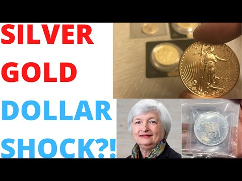 The REAL REASON Gold SILVER Bullion Price SHOCK Is Coming In June Or July?!