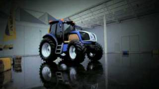 NH² Hydrogen Powered Tractor