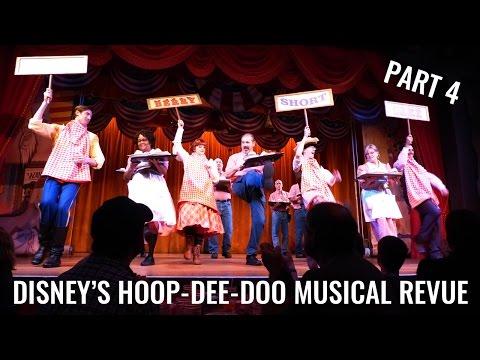 Hoop-Dee-Doo Musical Revue | Disney Dinner Show | Part 4