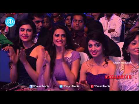 Devi Sri Prasad Live Performance - SIIMA 2014 Awards