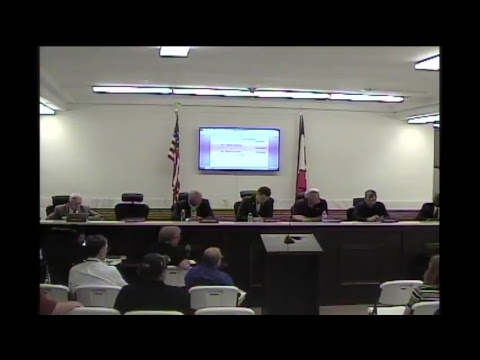 2017-06-13 Board Of Supervisors Meeting
