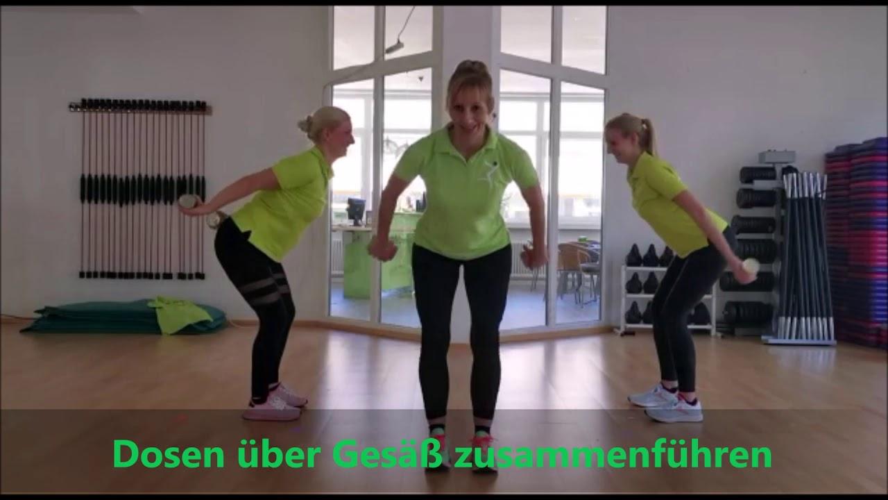 Ganzkörper-Workout (Fit  und Vital in das Alter)