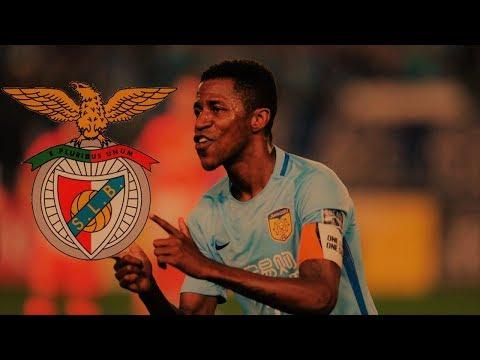Ramires ● Welcome BACK to SL Benfica? - 2018 | Jiangsu Suning 2016/17