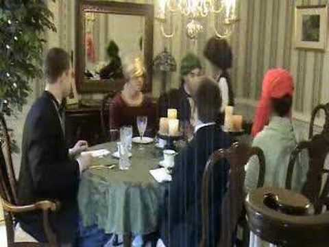 Basic Manners & Etiquette in Regency England: Dinner & Balls