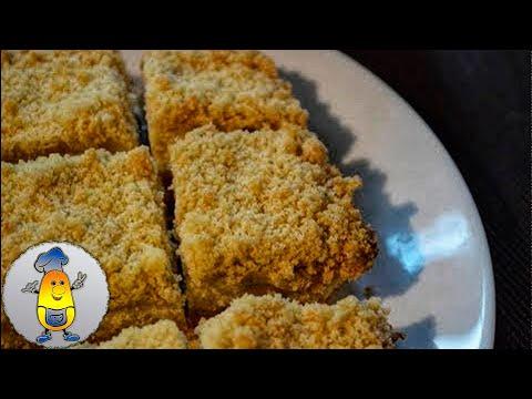 Королевская ватрушка: рецепт пирога с творожной прослойкой
