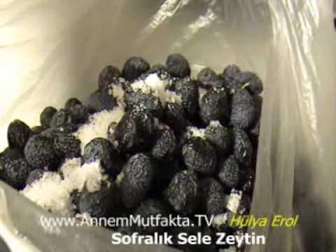 Zeytin nasıl hazırlanır
