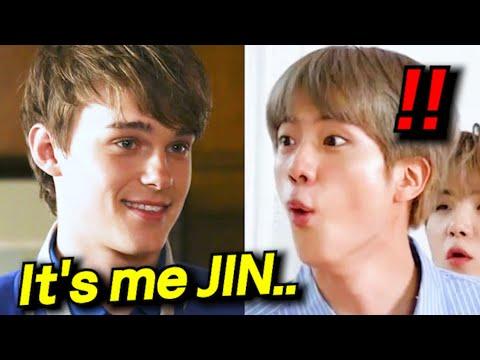 BTS Jin's Childhood Friend Became a Disney Actor..?