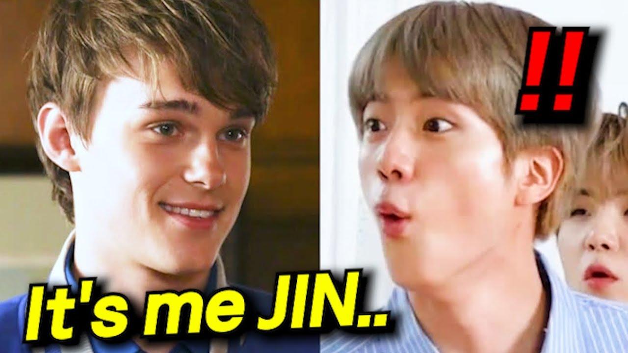 Download BTS Jin's Childhood Friend Became a Disney Actor..?