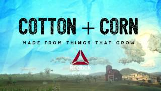Reebok Introduces Cotton & Corn