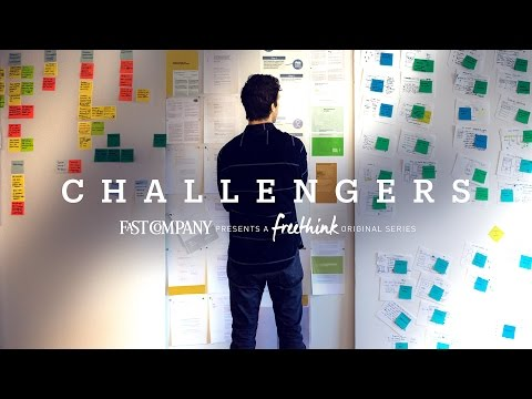 Challengers - Fast Company Presents a Freethink Original Series - Trailer