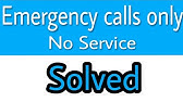 Uninor || Emergency Call Only Problem || Telenor To Airtel Sim