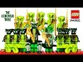 LEGO® Ninjago Rise of the Snakes Venomari Tribe Serpentine Minifigure Collection