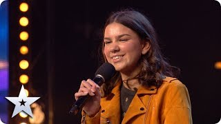 FIRST LOOK: Sirine's INSPIRING and CAPTIVATING performance | BGT 2020
