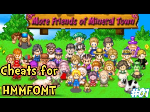 Harvest Moon (MFoMT) Cheats 100% Working!