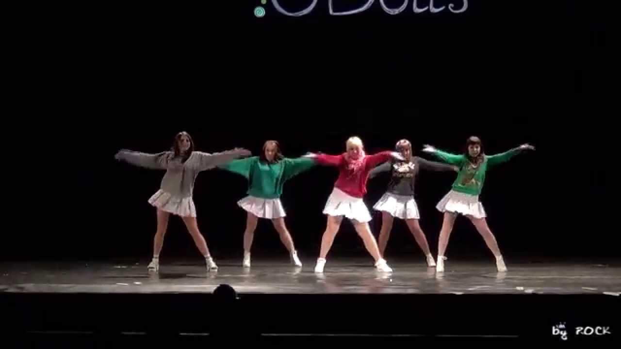 Red Velvet Ice Cream Cake Choreography