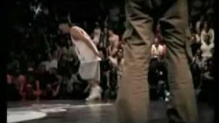 Moy vs. Hong 10 - Red Bull BC One 2005