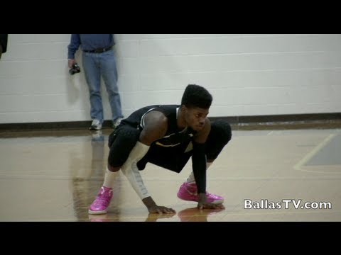 Nerlens Noel UNSEEN Senior Basketball highlights - Kentucky to NBA? Anthony Davis Clone?