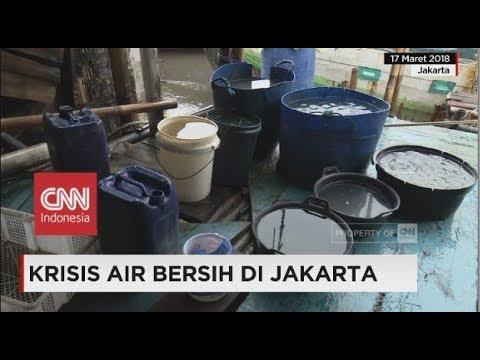 Krisis Air Bersih Jakarta
