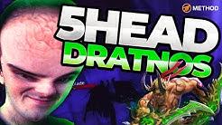 Dratnos' SECRET DH Horrific Visions Trick | Best of Method #17