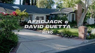 Afrojack & David Guetta - Hero (Official Music Video)