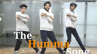 The Humma Song | OK Jaanu | Dance  Choreography | DXB Dance Studio