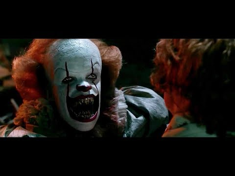 IT 2017 PennyWise in Deep Hole . FULL HD