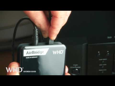 WHD - WLAN Audio System