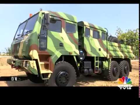 Ashok Leyland FAT 6x6 & BOSCH Mobility