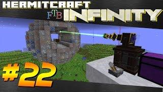 Minecraft Hermitcraft FTB Infinity - Ep 22 - Arcane Bore