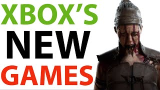 NEW Xbox Game's ANNOUNCED | Xbox Has Showed So Many New Games | Xbox Series X News | Xbox News