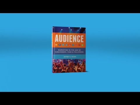 Audience by Jeffrey K Rohrs Official Book Trailer by Simplifilm