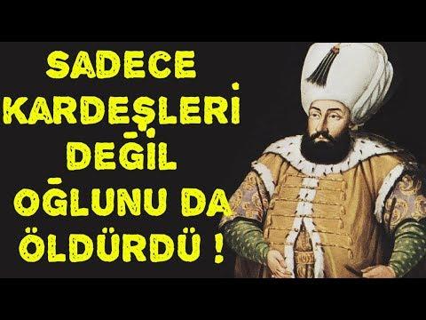 Bir Gecede 19 Kardeşini Katleden Osmanlı Padişahı Kimdir ??