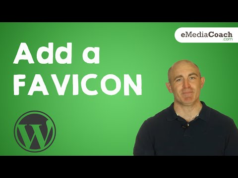 Easily Add A Favicon On A WordPress Business Website