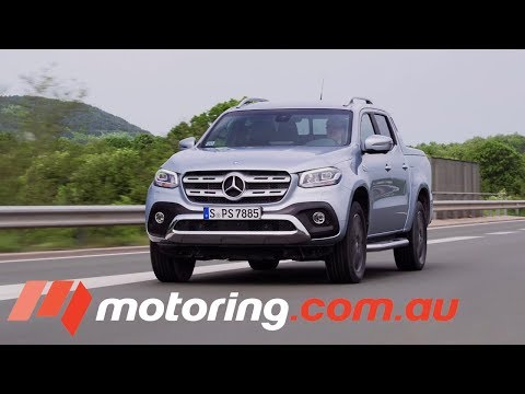 2019 Mercedes-Benz X 350d 4MATIC Review | motoring.com.au