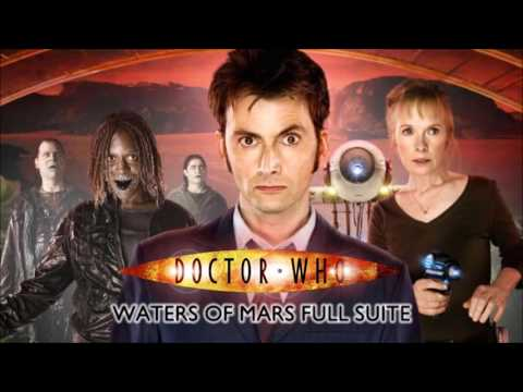 Doctor Who Specials: Unreleased Music - Waters of Mars Full Suite