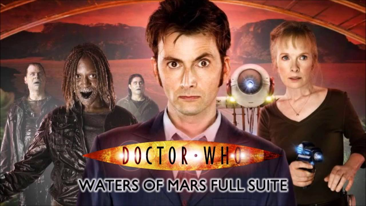 Doctor Who Specials: Unreleased Music - Waters of Mars