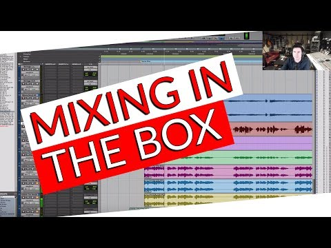 Mixing in the Box with Headphones - Warren Huart: Produce Like A Pro