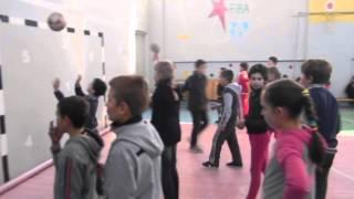 Уроки фізкультури 5 клас