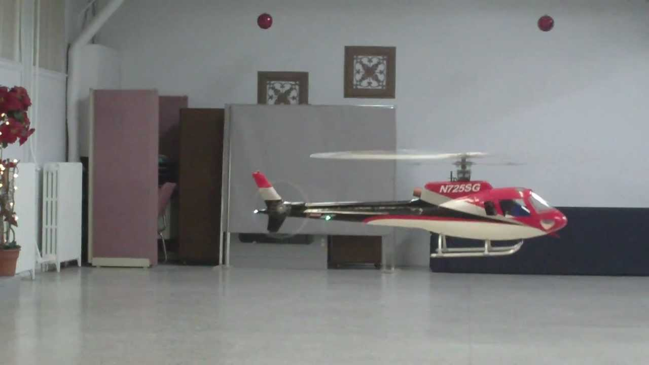 Rc Aerodyne As 350 Fuselage Scale Rc Helicopter Hobby